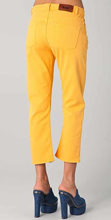 Acne Bright Pop Jeans
