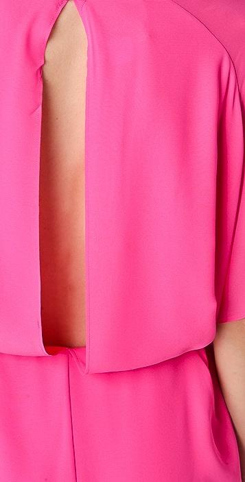 Acne Moreau Crepe Dress