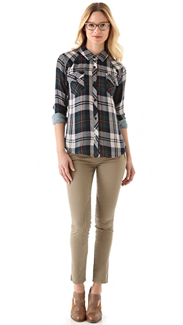 Acquaverde Westbury Skinny Jeans
