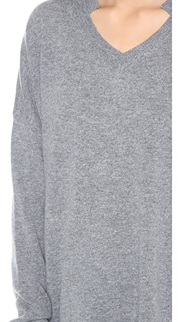 Acquaverde Cashmere Blend Pullover