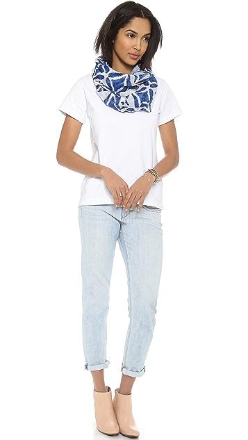 Acquaverde Crew Neck T-Shirt