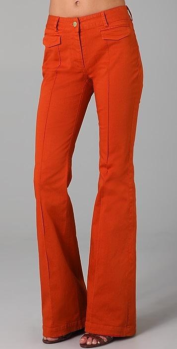 ADAM Bell Bottom Jeans