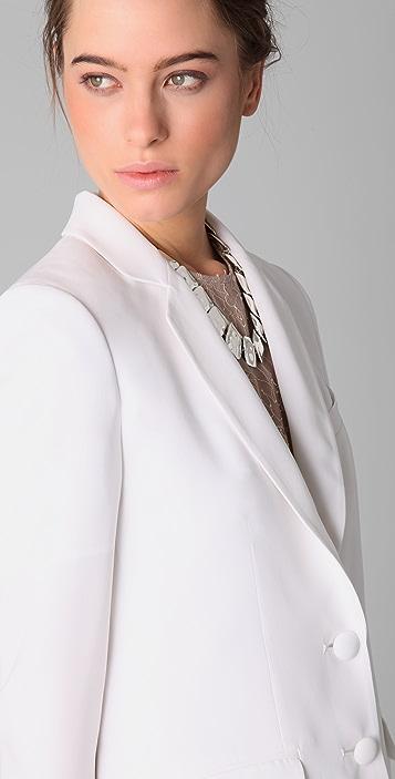 ADAM Single Breasted Blazer