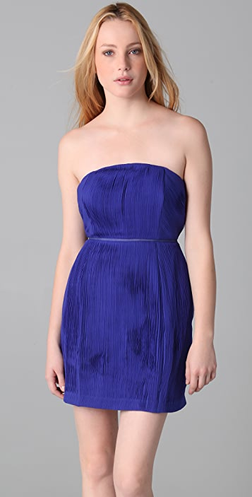 ADAM Strapless Dress
