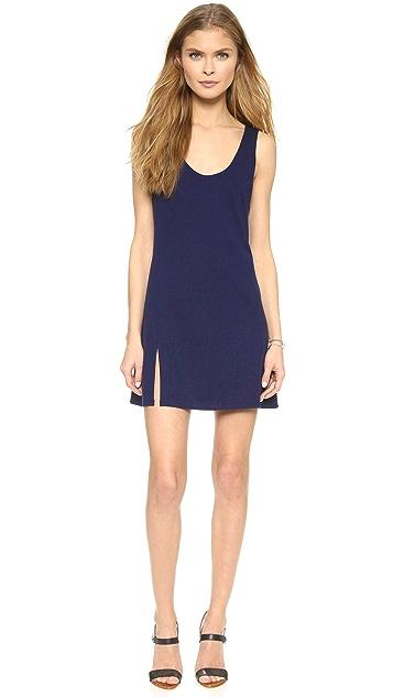 AD Loose Scoop Mini Dress