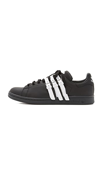 Adidas Raf Simons Stan Smith Strap Sneakers