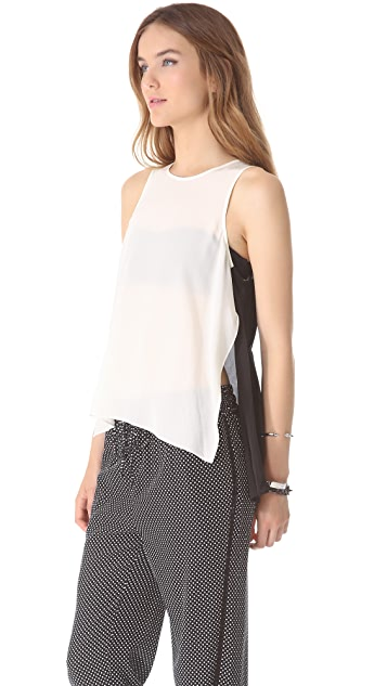 ADDISON Sepulveda Side Slit Tank