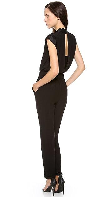 ADDISON Kate Wrap Jumpsuit