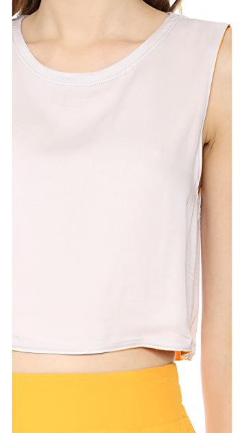 ADDISON ADDISON x We Wore What Reversible Top