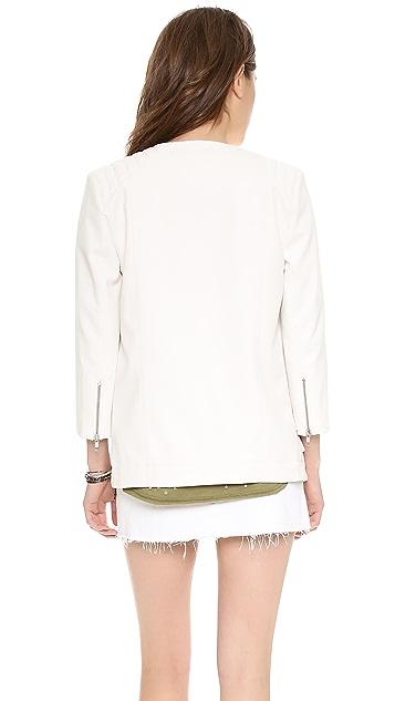 ADDISON ADDISON x We Wore What Perfect Moto Jacket