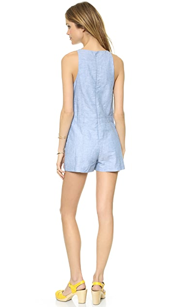 ADDISON Grove Romper
