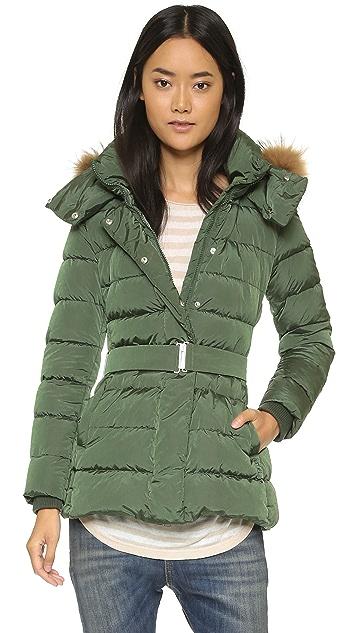 dcdb017adac69 Add Down Down Jacket with Fur Hood | SHOPBOP