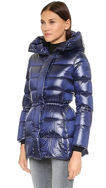Add Down Пуховая куртка с капюшоном