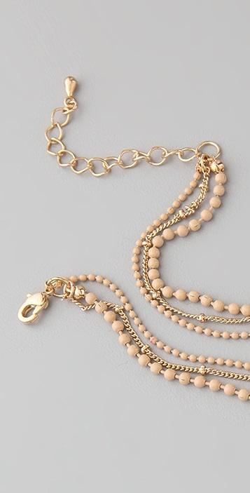 Adia Kibur Tiered Necklace