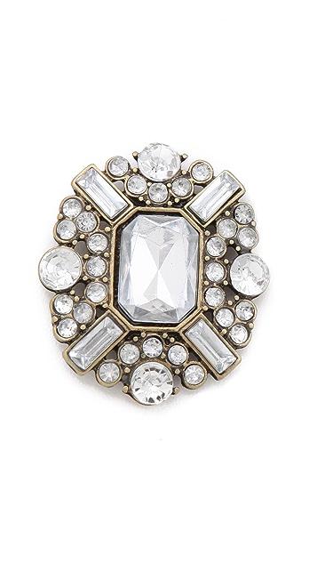 Adia Kibur Crystal Cluster Studs