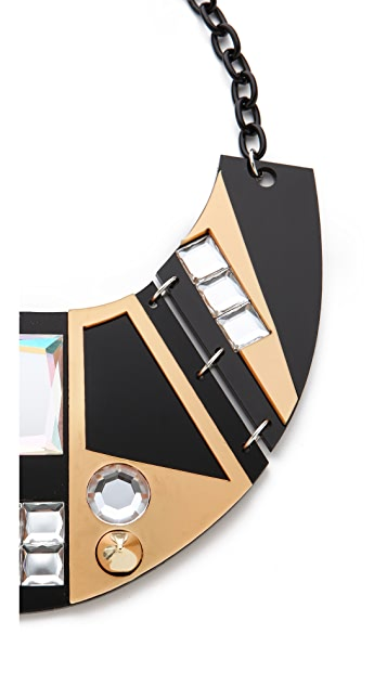 Adia Kibur Electro Resin Necklace