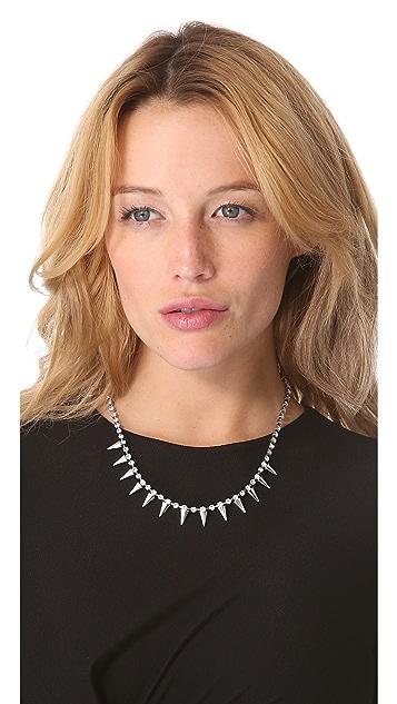 Adia Kibur Mini Spike Necklace