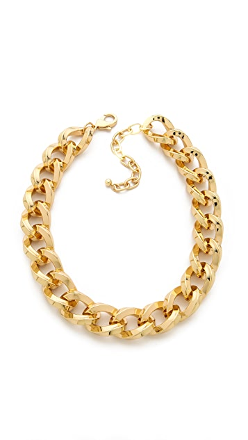 Adia Kibur Link Necklace