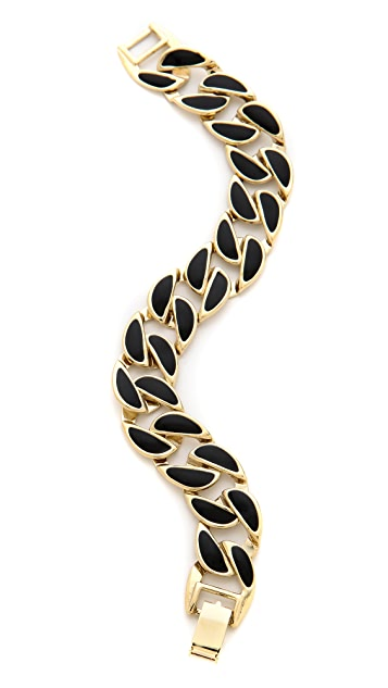Adia Kibur Weave Link Bracelet