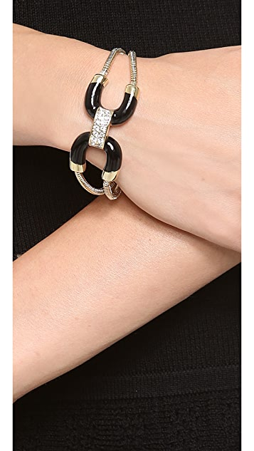 Adia Kibur Linked Bracelet