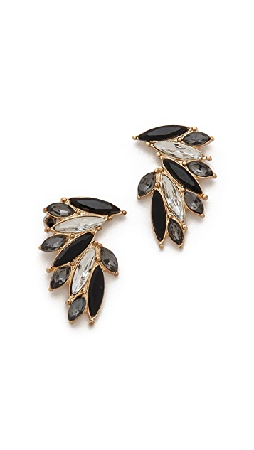 Adia Kibur Cascading Earrings
