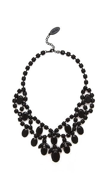 Adia Kibur Intricate Short Necklace