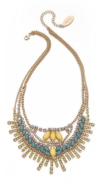 Adia Kibur Stone Layer Necklace