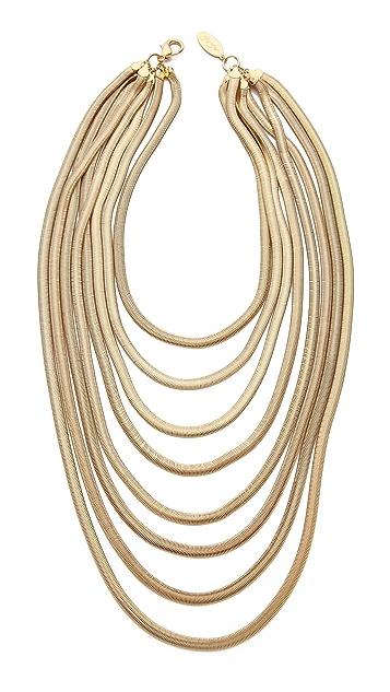 Adia Kibur Multi Layered Necklace
