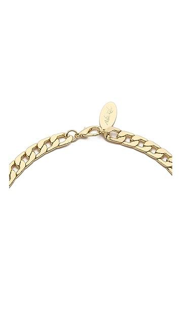 Adia Kibur Double Layered Necklace