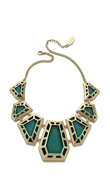 Adia Kibur Gem Necklace