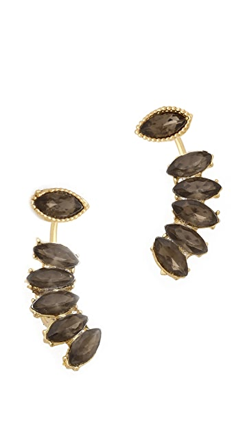 Adia Kibur Reversible Earrings