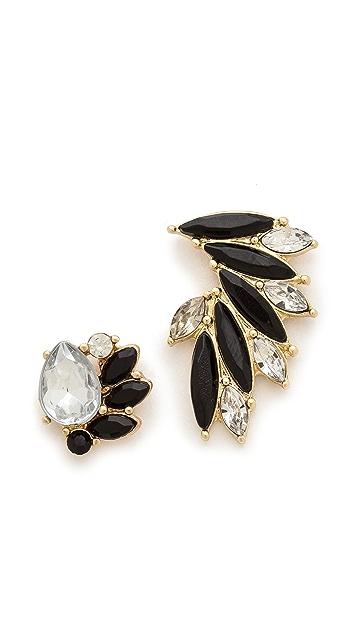 Adia Kibur Mohawk Earrings