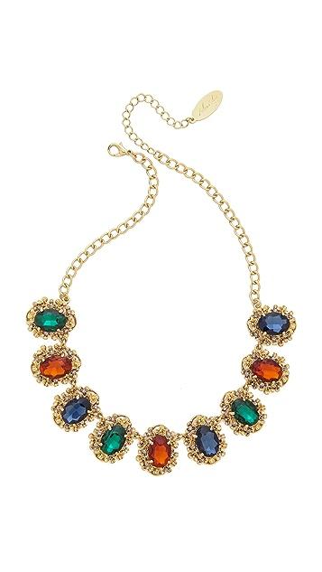 Adia Kibur Royal Crystal Necklace