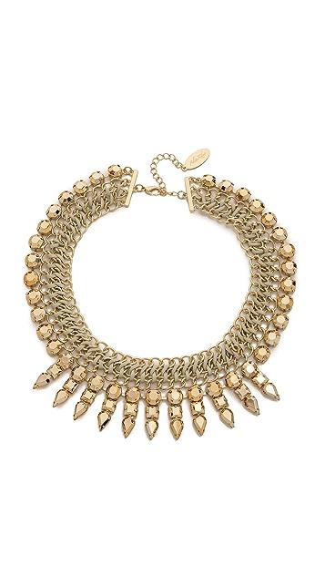 Adia Kibur Chain Choker Necklace