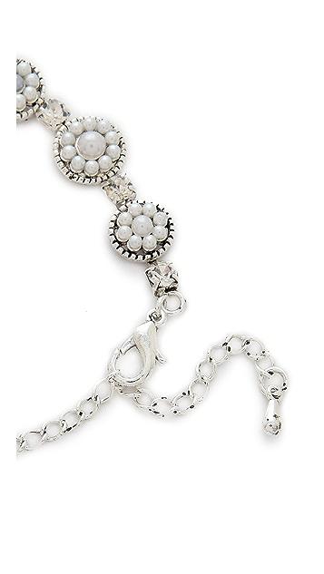 Adia Kibur Imitation Pearl Hand Piece