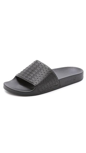 31ff879b721a adidas by Raf Simons Raf Simons Pendant Adilette Sandals