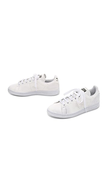 Adidas by Raf Simons Raf Simons Stan Smith Aged Sneakers