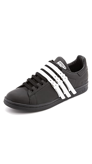 adidas by Raf Simons Raf Simons Stan Smith Strap Sneakers