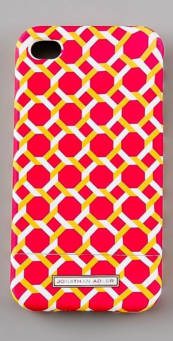 Jonathan Adler Links iPhone 4 Cover
