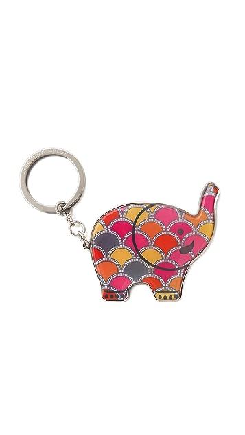 Jonathan Adler Elephant Keychain