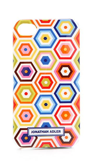 Jonathan Adler Honeycomb iPhone 4 Cover