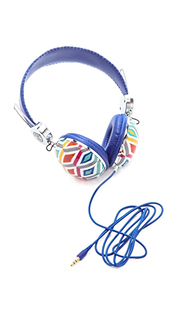 Jonathan Adler Stepped Diamonds Headphones