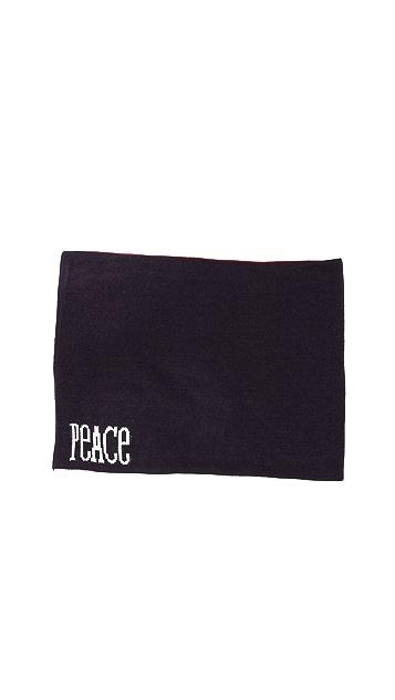 Jonathan Adler Peace Neck Warmer