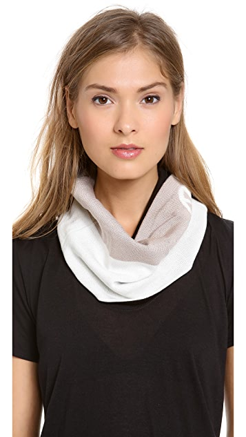Jonathan Adler Love Reversible Neck Warmer