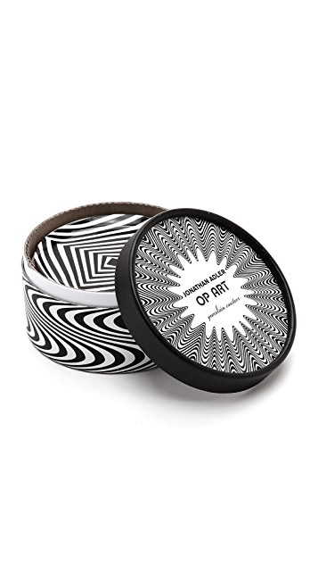 Jonathan Adler OP Art Coaster Set
