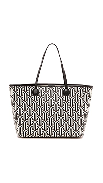 Jonathan Adler Duchess Medium E/W Tote