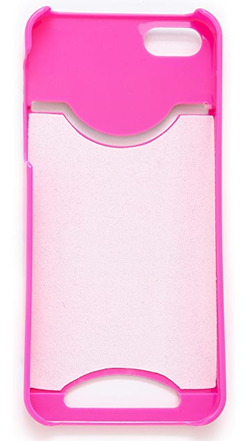 Jonathan Adler iPhone 5 / 5S Case with Card Slot