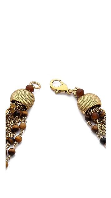 AERIN Erickson Beamon Beaded Layered Necklace
