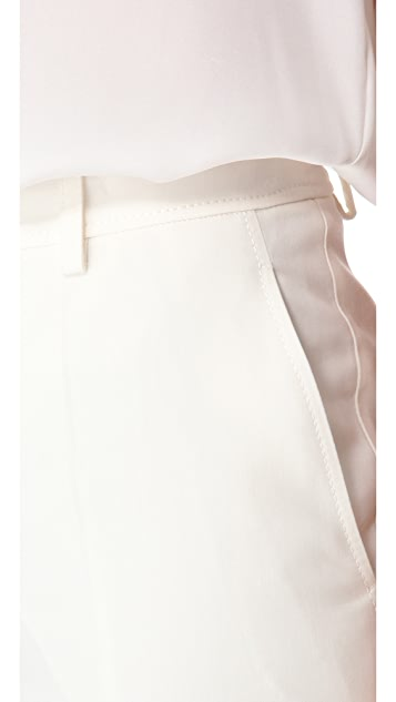 Alberta Ferretti Collection White Pants