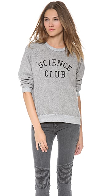 A Fine Line Science Sweatshirt